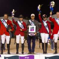 Canada win Furusiyya FEI Nations Cup Wellington